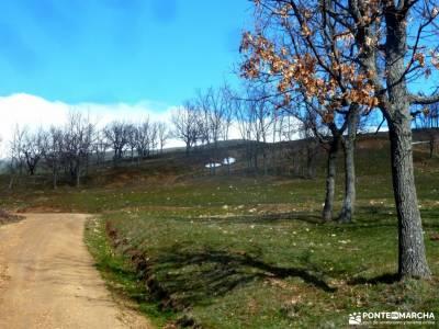 Chorrera o Chorro de San Mamés grupos para salir por madrid senderismo en la pedriza viajes de aniv